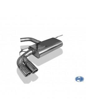 Fox Abgasanlage für VW Golf...