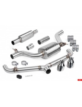 APR exhaust for VW Golf 7...