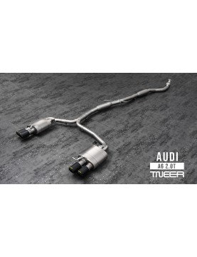 TNEER exhaust for Audi A5...