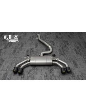 TNEER exhaust for Audi S3...