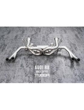 TNEER rear muffler for Audi...