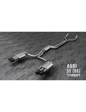 TNEER exhaust for AUDI S4 /...