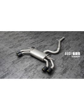 TNEER exhaust for AUDI TTS...