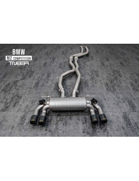 TNEER exhaust for BMW M2...